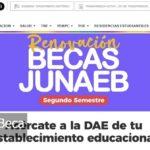 Becas Junaeb • Postúlate para la beca y conoce los resultados